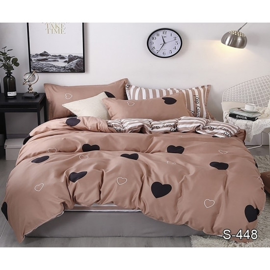 Комплект постельного белья с компаньоном S448